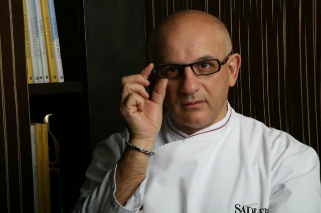 Claudio Sadler, chef ristorante omonimo