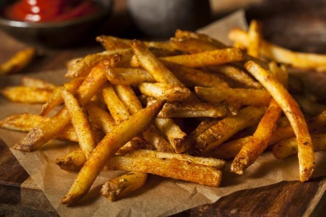 patatine alle spezie