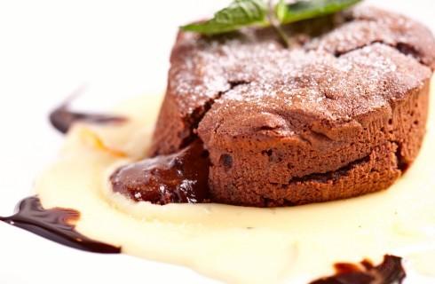 Invenzioni culinarie: il tortino dal cuore caldo di Michel Bras