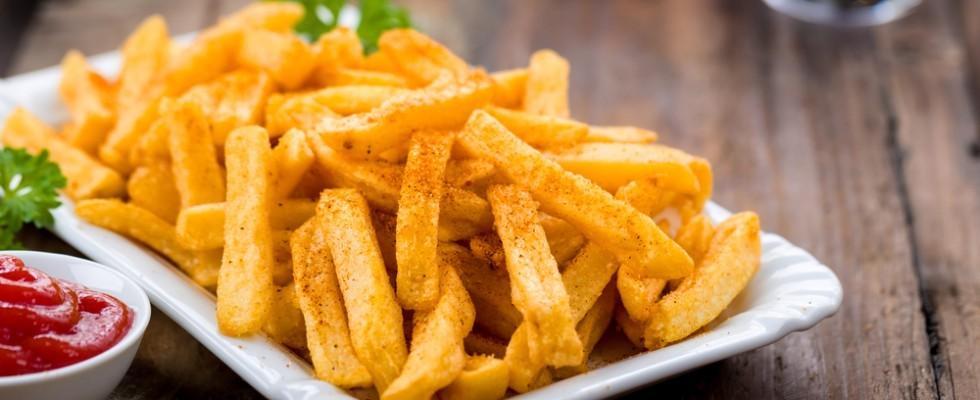 How to: come aromatizzare le patatine fritte