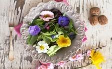 Dal giardino al piatto: fiori eduli in cucina