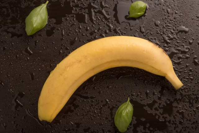 banana e basilico