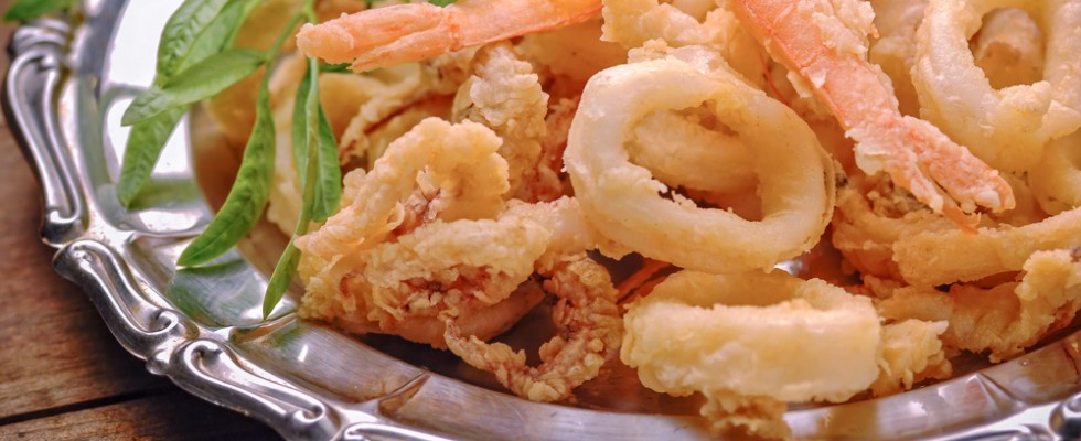 8 modi per rovinare una frittura di pesce