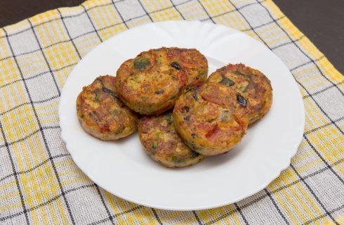 Le cotolette di zucchine e scamorza perfette per la cena