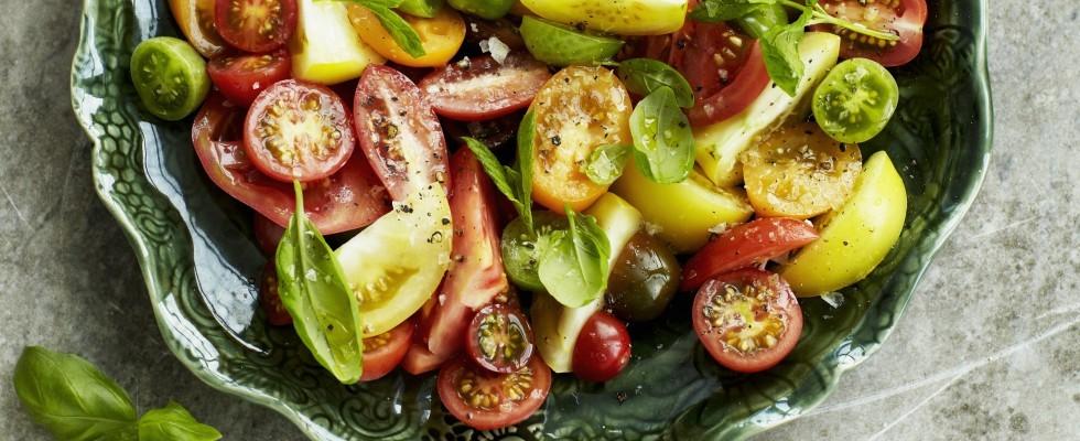 mangiare insalata perdere peso velocemente