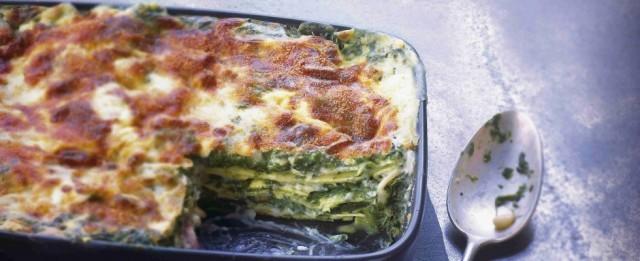 lasagna alle erbe