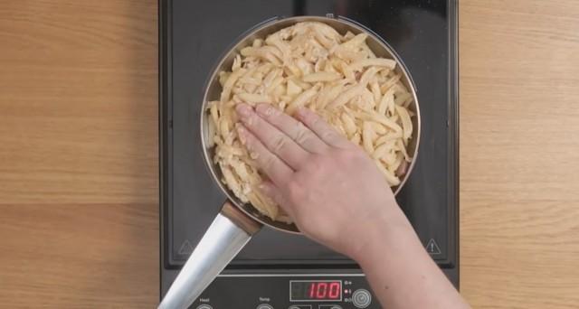Crostata di patata 05