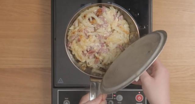 Crostata di patata 06