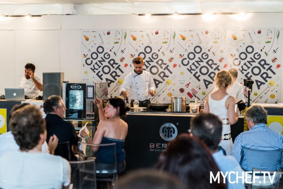 Cooking for Art: la finale di Centro e Sud - Foto 25