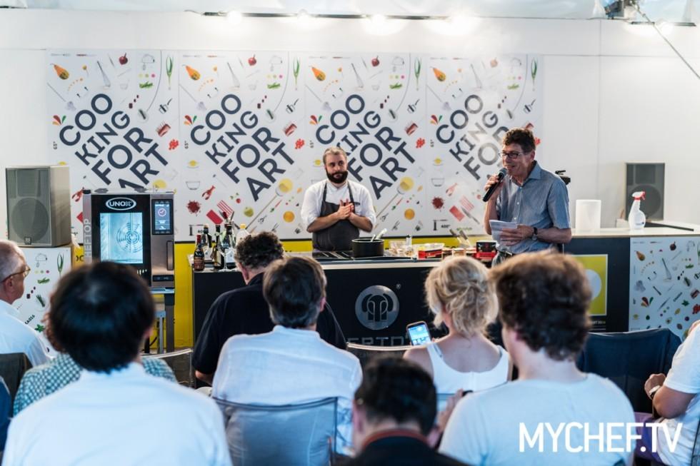 Cooking for Art: la finale di Centro e Sud - Foto 8