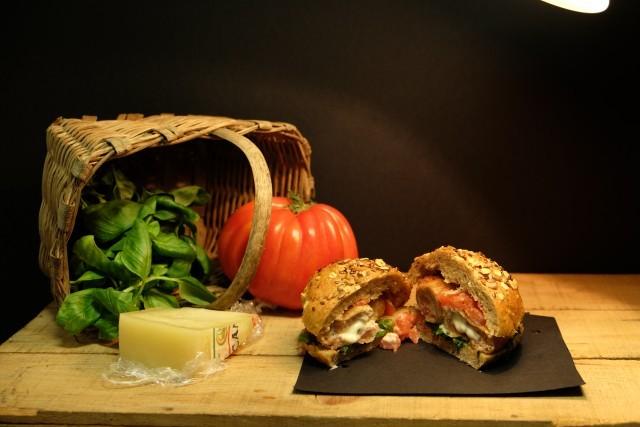 Meatballs burger - Calcagno