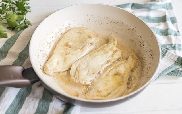 Scaloppine di pollo al limone (3)