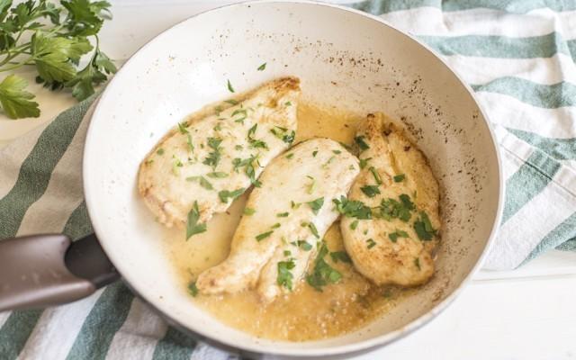 Scaloppine di pollo al limone (4)