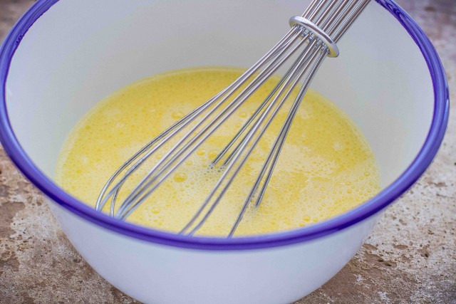 Step 1 waffle salati