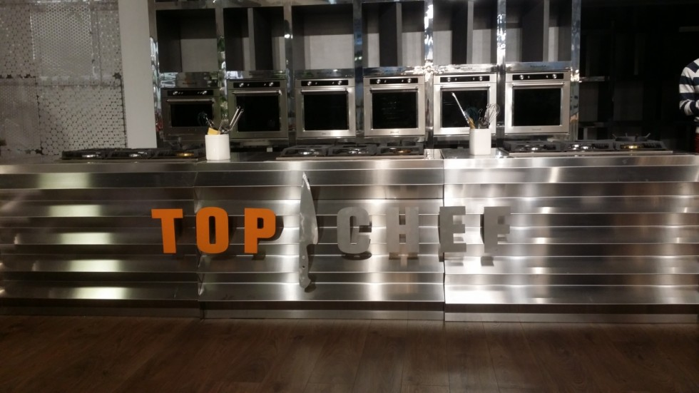 Top Chef: lo studio - Foto 1