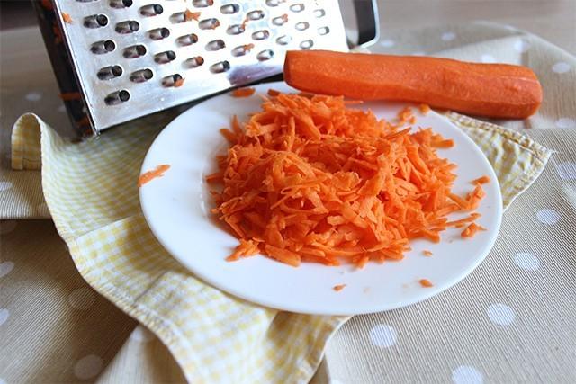 Torta di carote foto 1