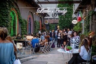 Al Cortile: cucina italo-americana di ritorno, a Milano