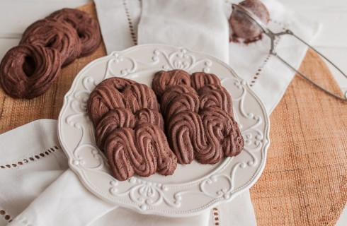 Biscotti al cacao: assabesi