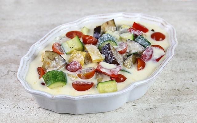 clafoutis di verdure (5)