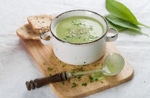 La crema di zucchine da fare con la ricetta semplice