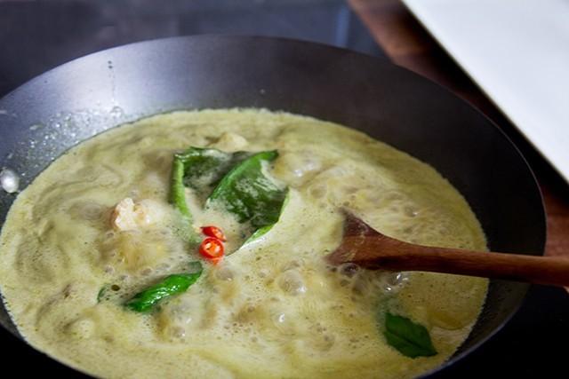 curry verde con pollo (6)