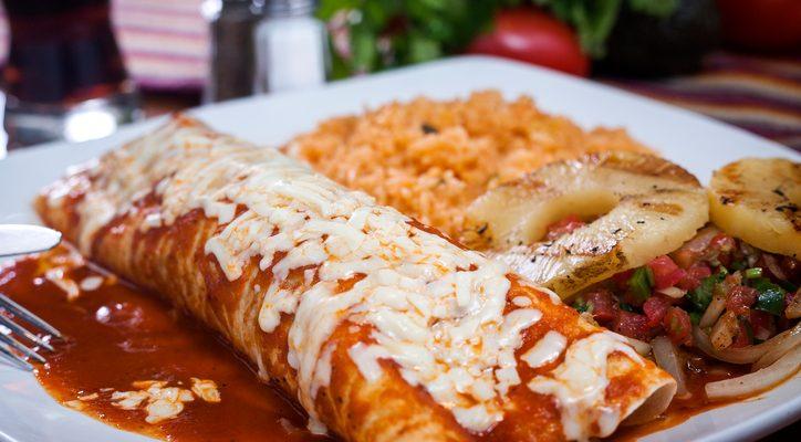 Ecco le enchiladas messicane con la ricetta facile