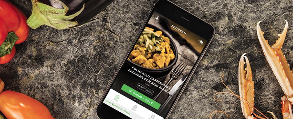 Foorban, a Milano il primo ristorante digitale