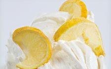 Il gelato al limone, ecco la ricetta da fare in casa