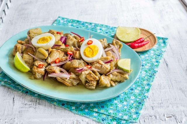 insalata di melanzane arrostite (6)