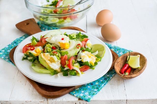 insalata di uova fritte (5)