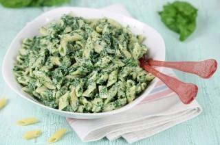 Pasta ricotta e spinaci, per un pranzo leggero