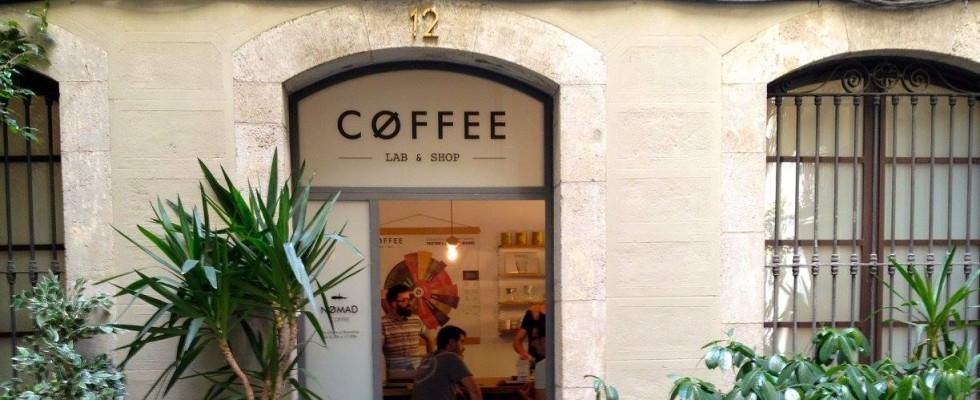Nømad Coffee Lab & Shop, Barcellona