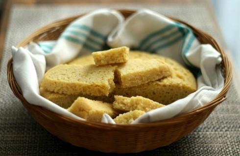 Pane di mais: per celiaci e non