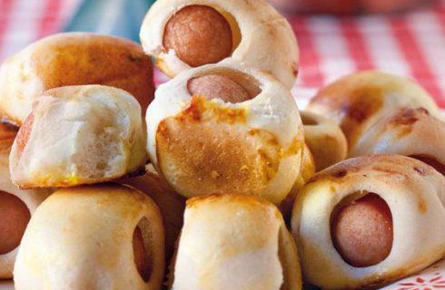 Ecco i panini con wurstel con la ricetta di Benedetta Parodi