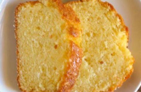 Il plumcake all'albicocca con la ricetta per il Bimby