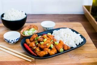 Pollo del Generale Tso: cucina cinese