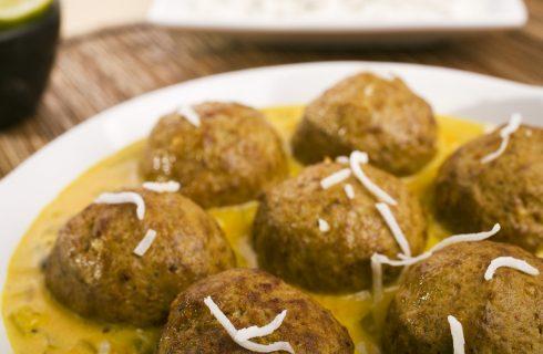Le polpette al curry, ecco la ricetta facile da provare