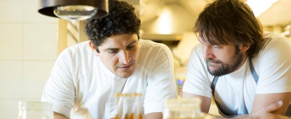 M10: gli chef celebrano i 10 anni del Mirazur di Colagreco
