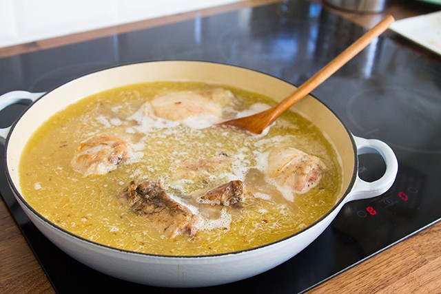 riso con pollo brasiliano (4)