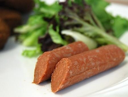 salame vegano