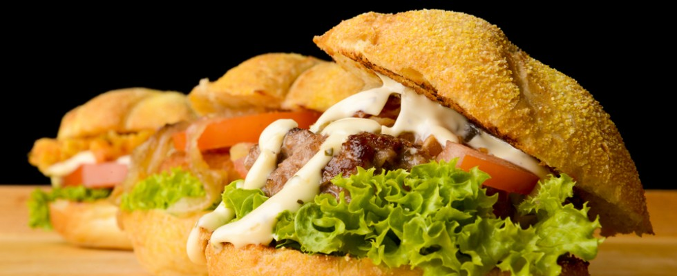 Hellmann's Burger for Real: ecco i panini degli 8 concorrenti