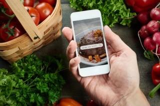 10 app per comprare, cucinare e mangiare vegano