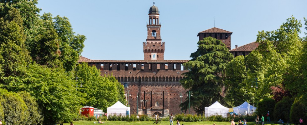Milano: dove mangiare vicino ai parchi