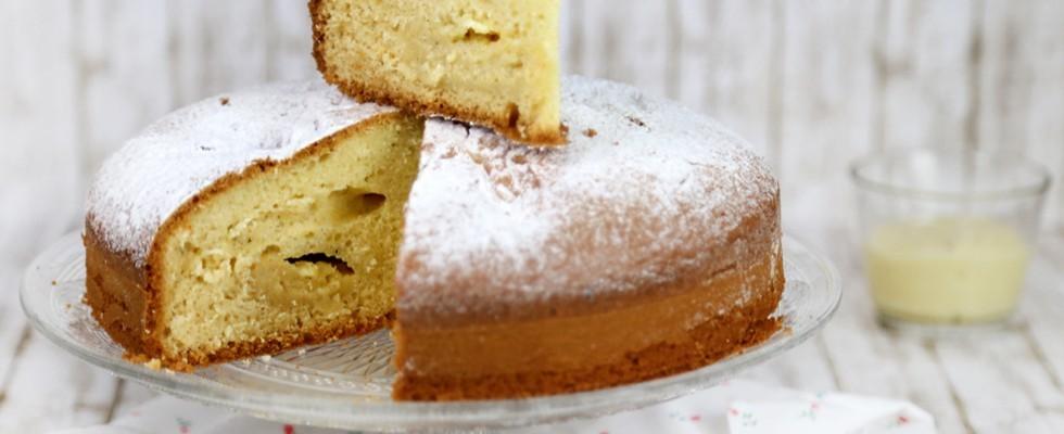 Torta Nua, ricetta golosa