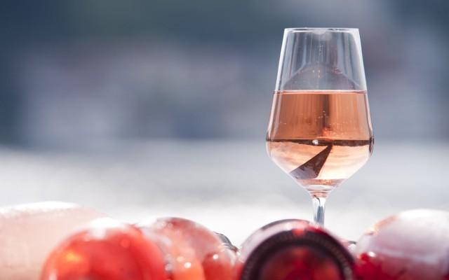 vino rosè