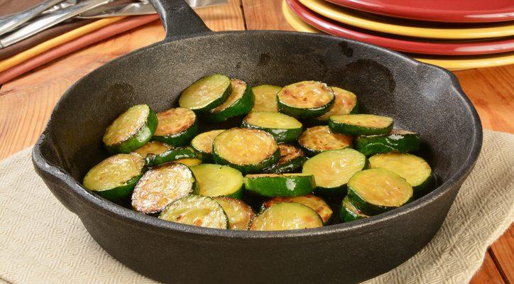 Le zucchine al curry, la ricetta dal sapore esotico