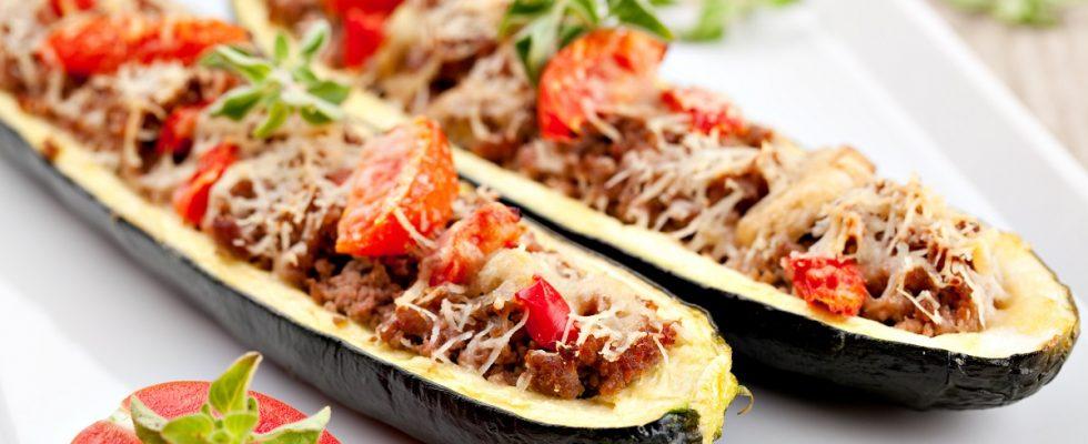 Come fare le zucchine ripiene: le migliori ricette di Blogo