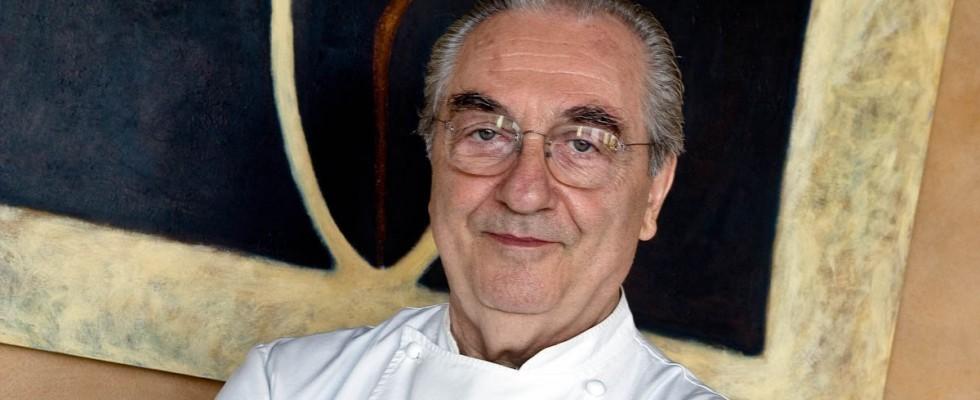 Le storie dei grandi chef: Gualtiero Marchesi