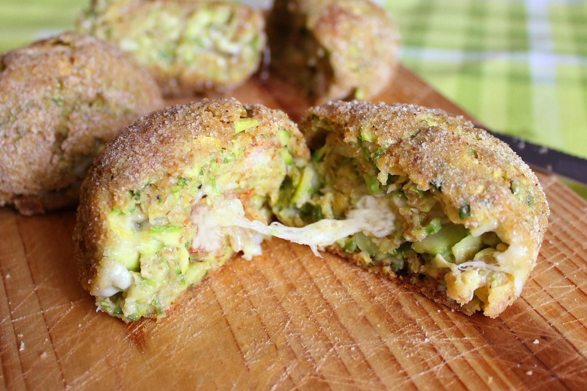 Ricetta polpette di pane e zucchine cucina vegetariana - Cucina vegetariana ricette ...