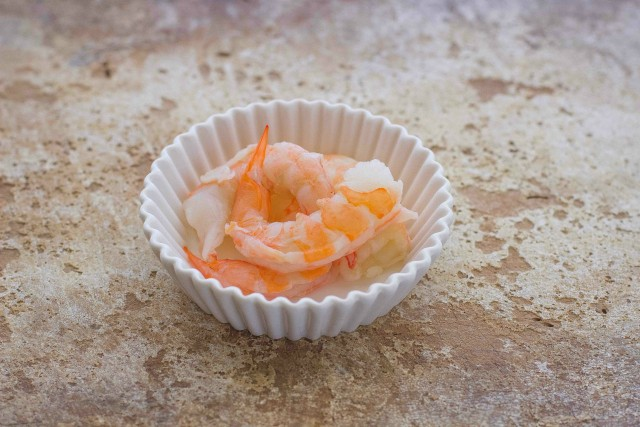 Step 2 risotto ai frutti di mare